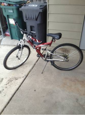 Next power x mountain bike - $70 (Fort hood)