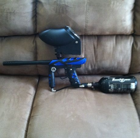 Smart Parts Ion Paintball Gun - $100 (Temple. Tx)