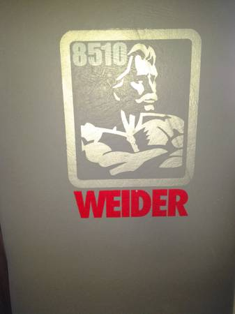 Universal gym Weider 8510 - $50 (Killeen)