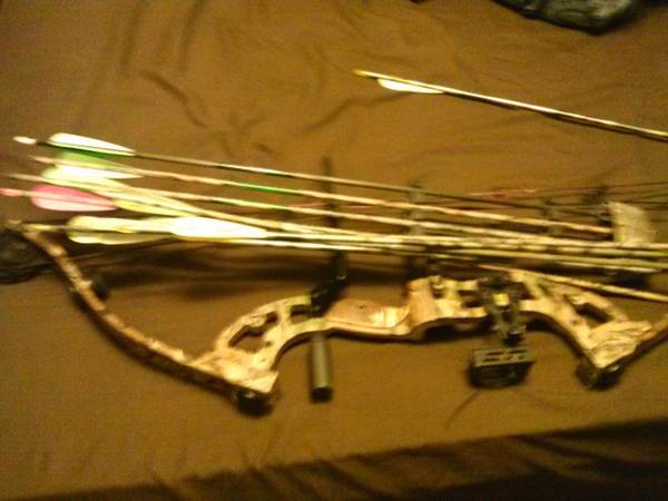 buckmaster 2000 compound bow - $100 (harker heights)