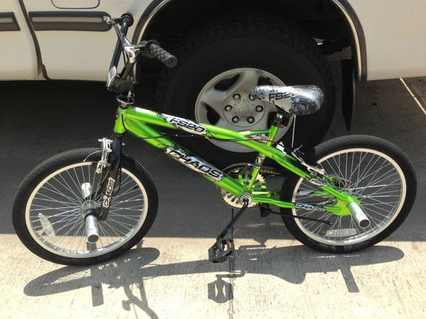 Next Chaos bike - $1 (Killeen)