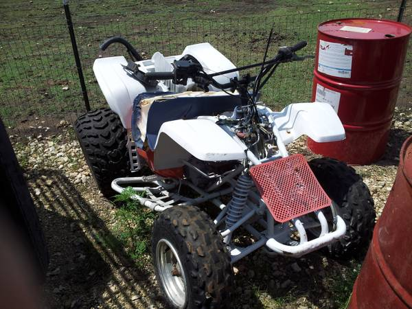 4 wheelers and dirt bikes for parts (north west Temple)