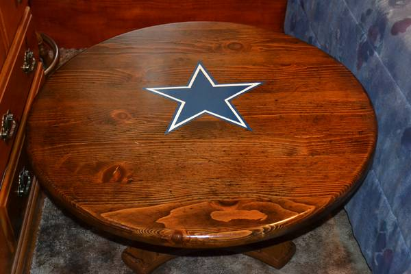 Cowboy Coffee Table For Sale