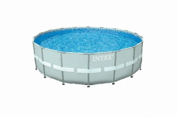 16ft Intex Ultra Frame Pool with Saltwater System - $250 (Killeen)