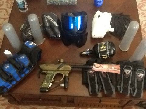 PAINTBALL tourney ready - $450 (Killeen,Copperas Cove, Harker Heights, Kempner)