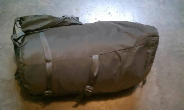 SLEEPING BAG FULL SYSTEM ACU - $80 (KILLEEN)