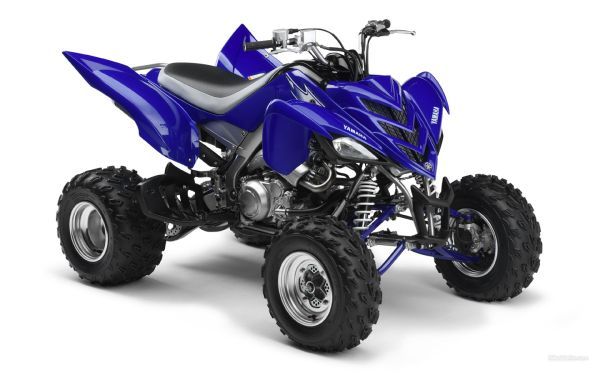 2006 YAMAHA RAPTOR 350 ATV - NEW - $3500 (GRANBURY)