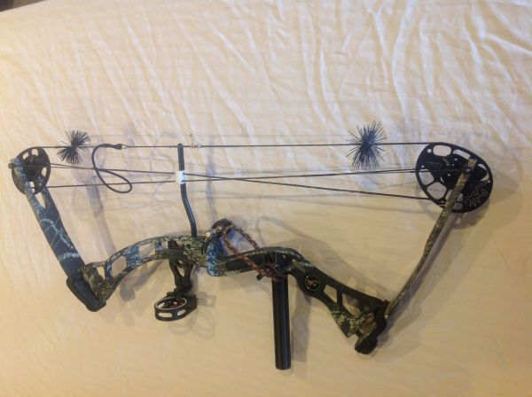Browning Micro Adrenaline Bow - $250 (Harker Heights)