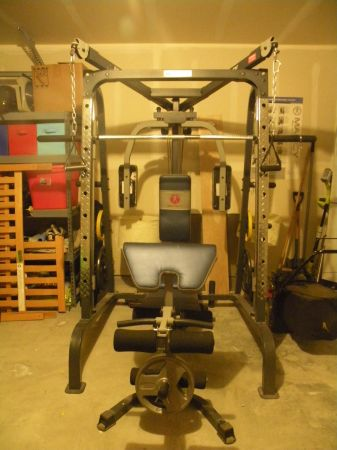 Marcy Home Gym - $600 (Temple)