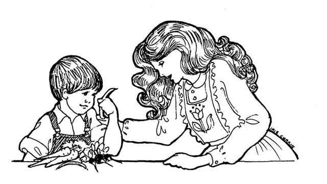 Free Childrens Stories that Teach Good Values