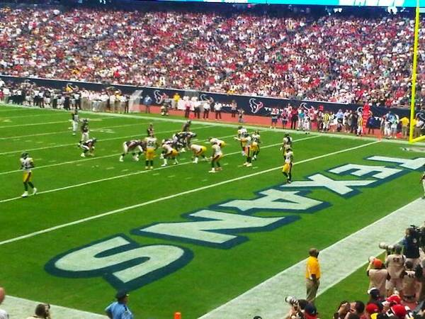 2 Texans vs Titans Tickets - $250 (Temple)
