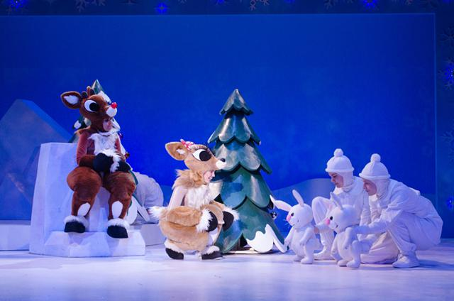 Rudolph The Red-nosed Reindeer Tickets at Long Center For The Performing Arts on 11282015