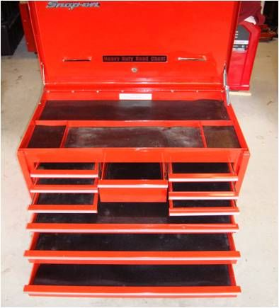 tool box Snap-on KRA 62 Series Heavy Duty Road Chest - $900 (Kempner)