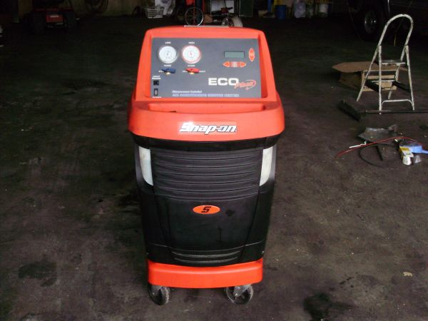snapon ac recovery machine - $2000 (Belton)