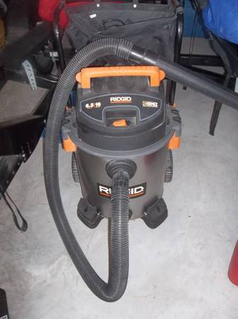 RIDGID SHOP-VAC - $125 (HARKER HEIGHTS)
