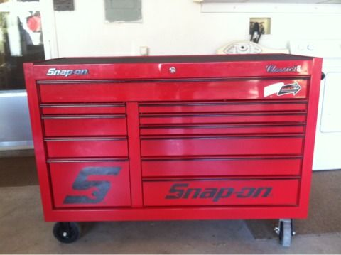 Snap On Tool Box classic 78 - $4200
