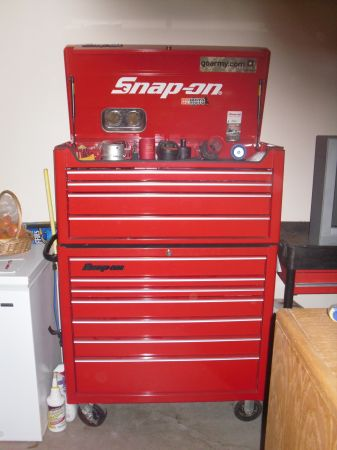 Snap-on Top chest - $1100 (Killeen Ft Hood)