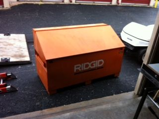 Rigid Job Box - $400 (Temple,Tx)
