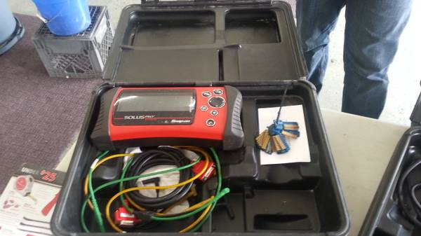 snap on solus pro and snap on vantage pro - $2500 (killeen)