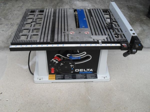Delta Shopmaster table saw - $60 (killeen)
