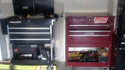 Matco and Blue Point tool box - $275 (Killeen)