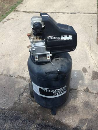 Air Compressor 5HP (Trades Pro) - $550 (Copperas Cove, TX)