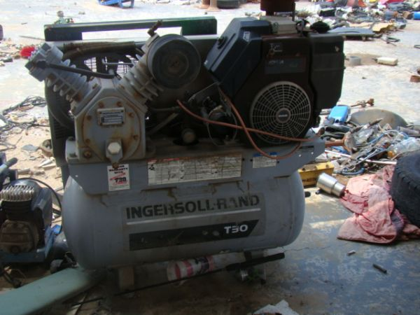 Ingersoll-Rand T30 Gas Powered Air Compressor - $1800 (Jarrell)