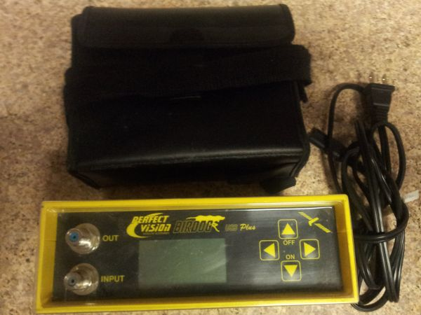 Birdog USB Plus Satellite Meter - $300 (Harker Heights)
