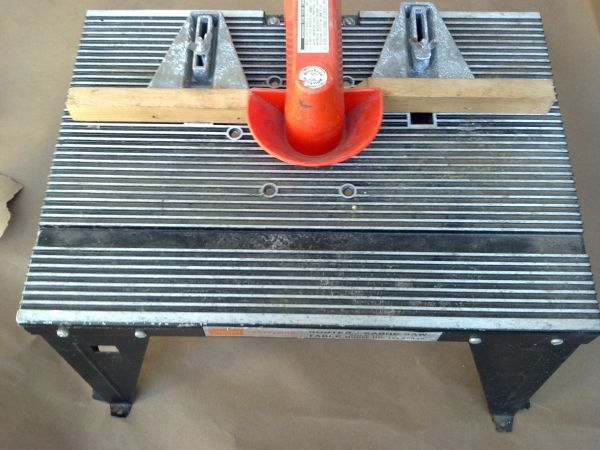 Sears Craftsman router table - $5 (Killeen)