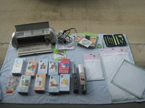 Cricut Expression Bundle - $360 (Killeen)