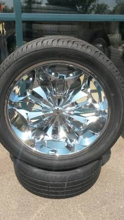 22 GAZARIO Wheels  - $1600 (Temple)