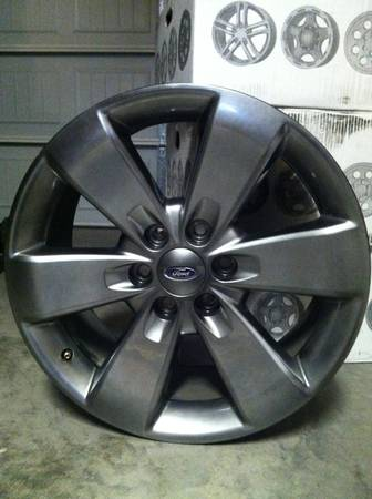 20 Ford F150 Truck Rims  stock OEM - $800 (Killeen)