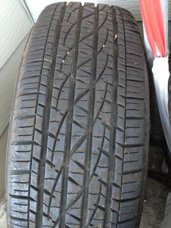 05 F150 Stock Tires and Rims-----450 OBO - $450 (Fort Hood)