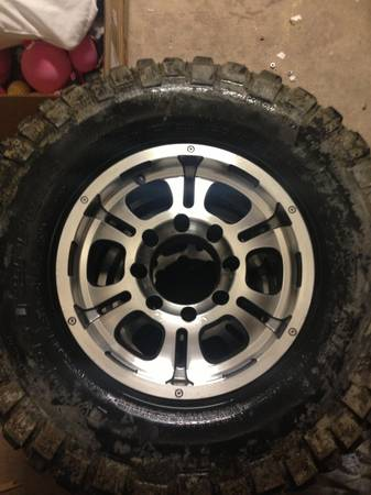 8 lug rims chevy and dodge 2857516 - $500 (Killeenforthoodheights )