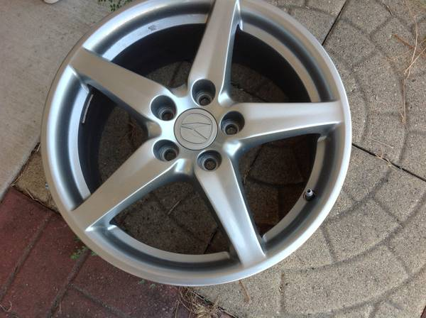 Acura RSX Type S 17 Rims wheels 17s 2 tires 2154517 - $250 (Killeen)