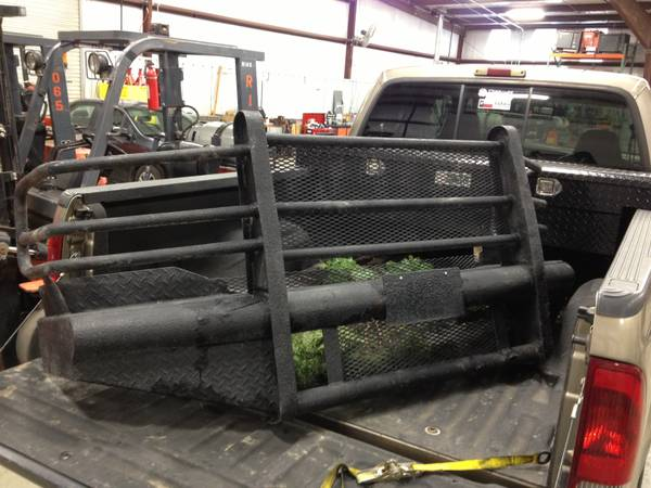 Ranch Hand replacement front bumper F250 F350 - $320 (Temple)