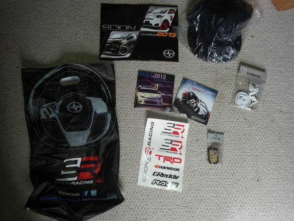 Scion Goodie Bag - $50 (Killeen)