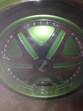 24 DUB TRUMP FLOATERS SPINNERS - $3500 (COVE KILLEEN FT HOOD HEIGHTS TEMPLE)