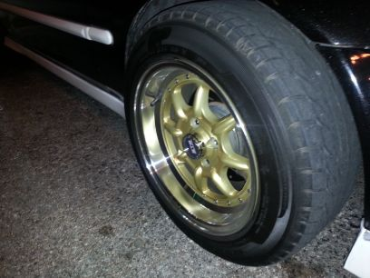 15 STR Rims Gold - $600 (Austin )