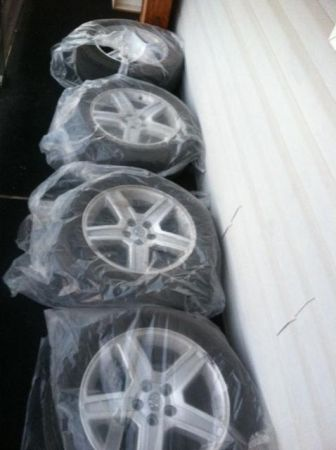 factory tires and rims- dodge.charger - $200 (fh,cove,hh,killeen)