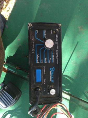 Galls st240 siren - $85 (Killeen)