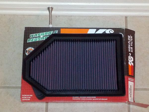 Kenwood gps double din radio KN high flow air filter - $250 (killeen)