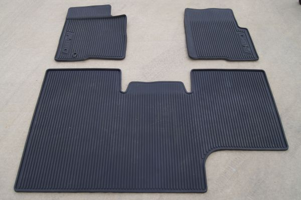 Ford F150 All Weather Floor Mats - $125 (Belton)