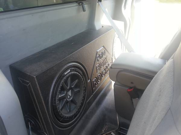 Subs, Box, Amp, and Wiring - $400 (Copperas Cove, TX)