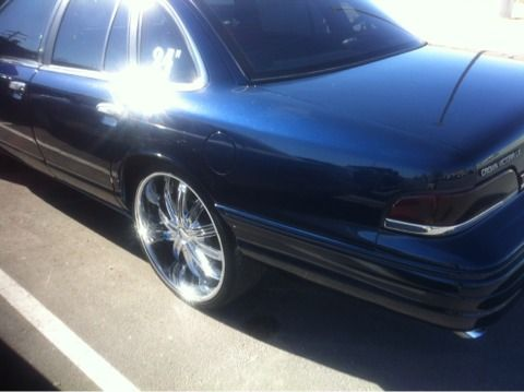 24 inch Red Sport rims - $600 (Ft Hood)