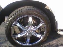 22 inch rims and tires - $800 (killeen)
