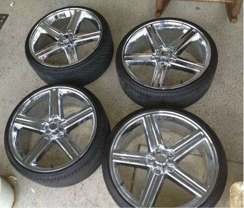 IROC RIMS - $900 (Ellis County)