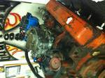 283 Small Block Chevy motor - $400 (Temple)