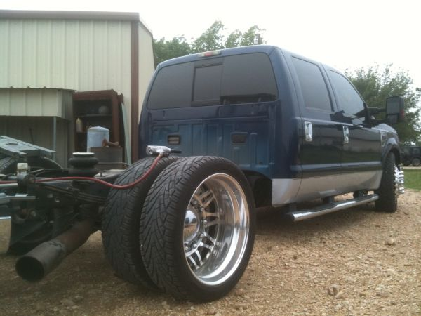 24 alcoa semi dually wheels - $3500 (temple)