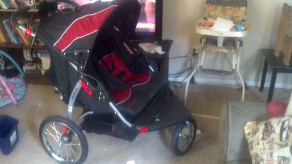 baby trend double stroller - $150 (temple)